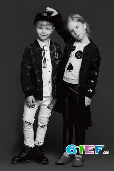 YukiSo童装品牌2017年秋季