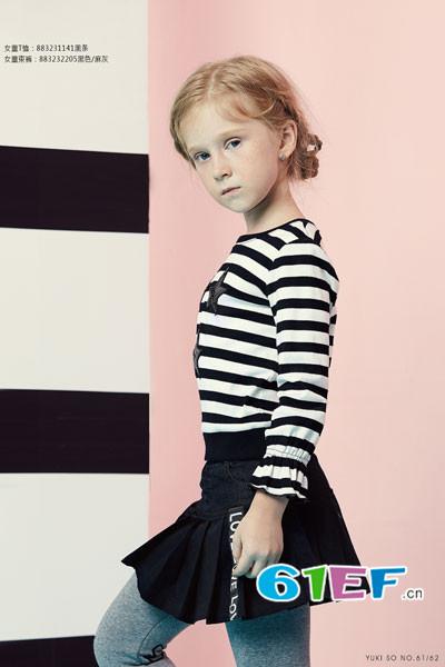 YukiSo童装品牌,关爱每一位孩童的快乐成长概念