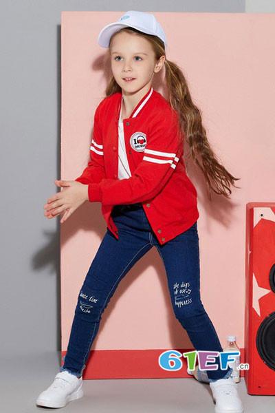 酷小孩童装品牌2017年秋冬
