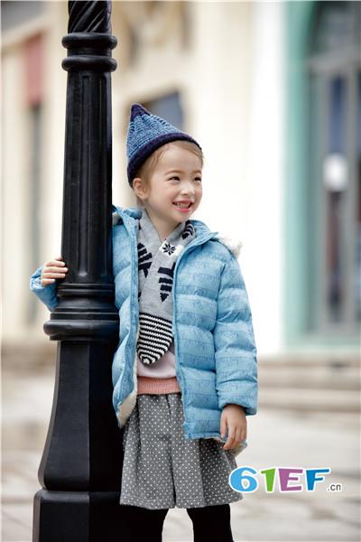 爱佳乐Rag Mart童装品牌2017年秋冬潮童羽绒服