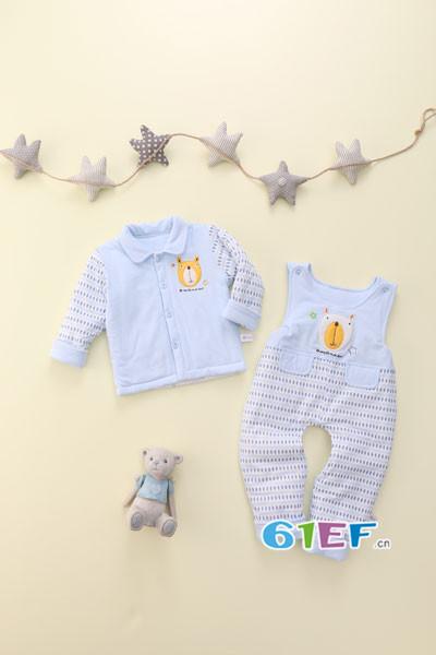 自用送礼两相宜 安满儿童装品牌 呵护您的宝宝