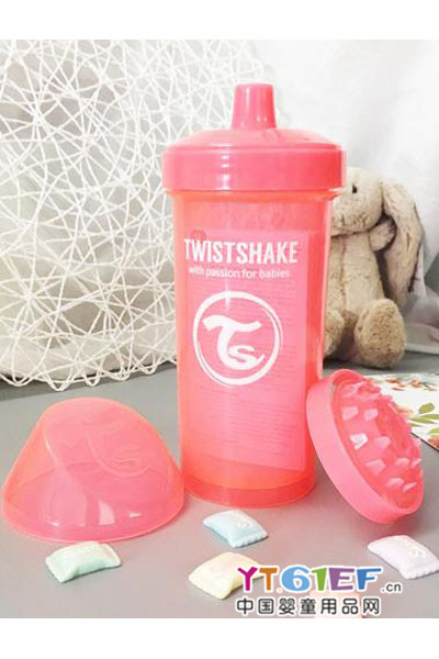 Twistshake彩虹奶瓶婴童用品 彩虹水杯