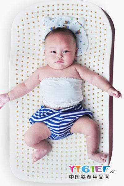 萌萌爱牌婴儿床垫  提高宝宝睡眠质量 促进生长发育