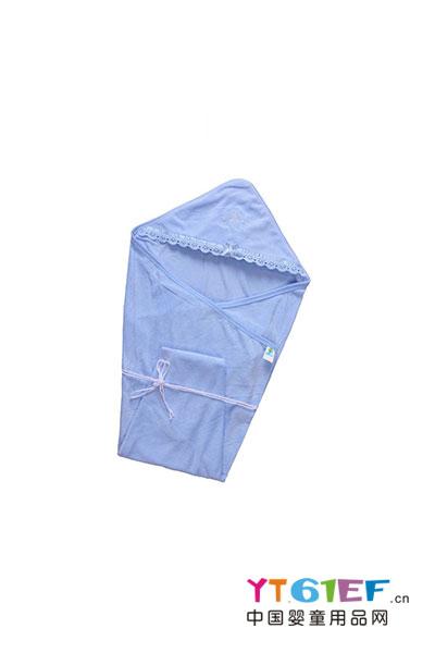 威威婴儿用品一单层包巾