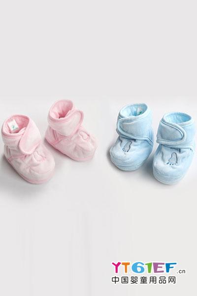 威威婴儿用品小脚丫宝宝鞋