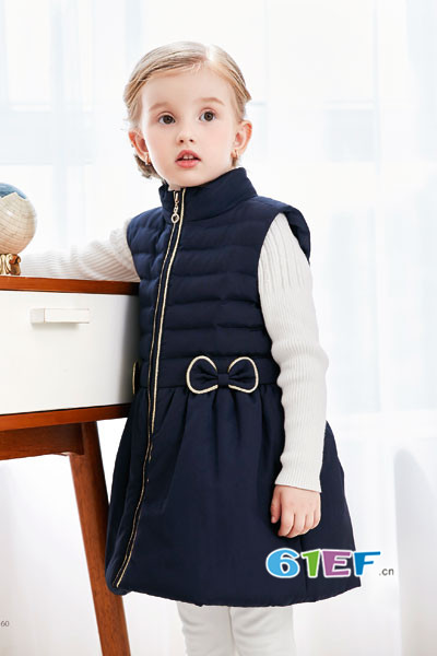 卡莎梦露童装品牌招商免加盟费,四季货品供应充足