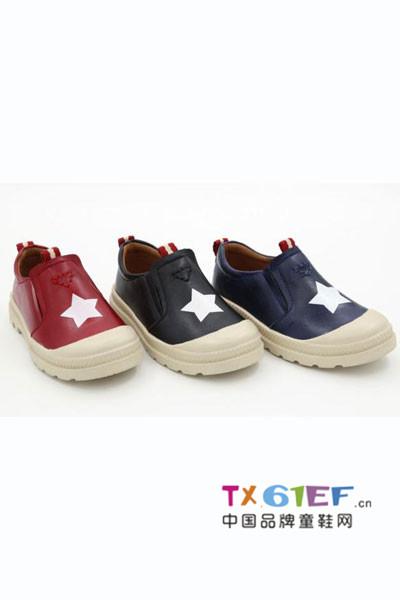 亲情贝儿童鞋品牌男童皮靴