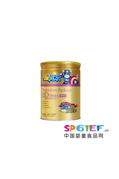 星炫乐婴幼儿维生素D3营养包