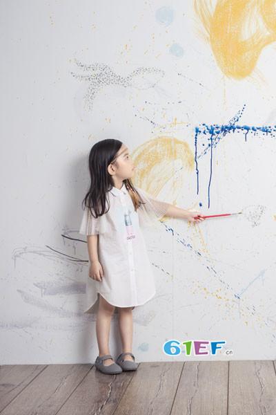 林芊美眉 打造高品质的棉麻童装,让舒适做代言,用匠心去生产