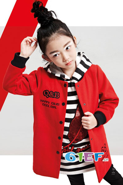 快乐丘比童装品牌优秀的市场调查及店面选址、投资回报分析