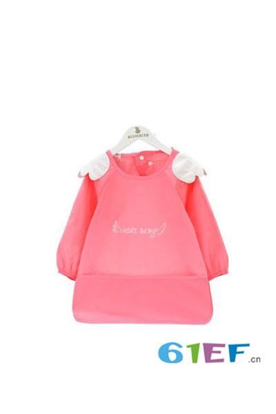 米豆酷尔童装品牌  儿童天使罩衣