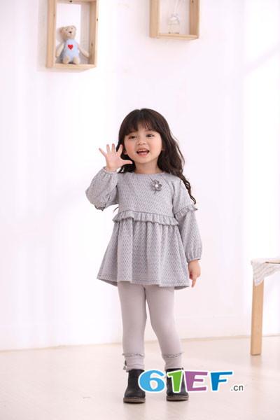 芭乐兔童装品牌将儿童防丢器简化 融入服装