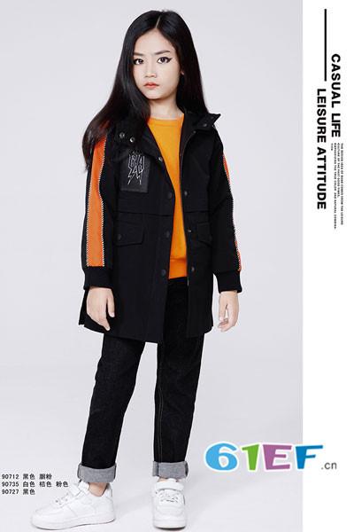 贝布熊BeiBuXiong童装品牌以最新颖的款式迎接加盟商