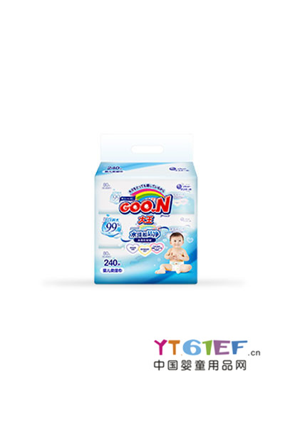 GOO.N大王婴童用品  湿纸巾
