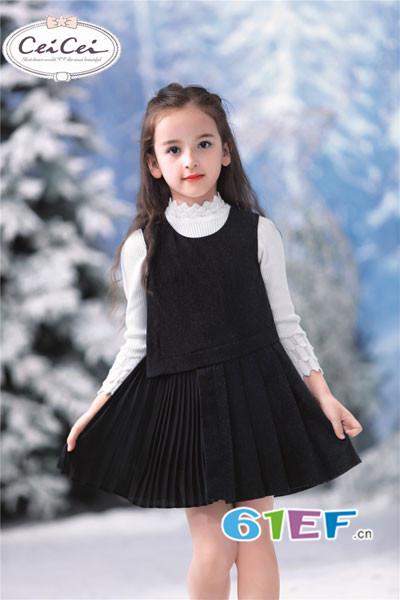 熙熙Ceicei童装品牌 注入新的时尚流元素