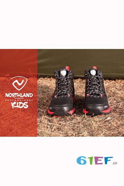 诺诗兰童装品牌2017年新品运动鞋