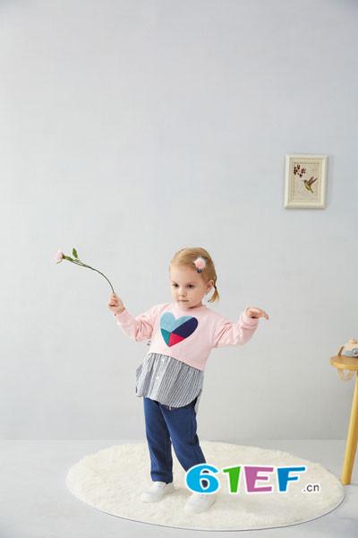 婴姿坊yingzifan童装品牌良好性价比,价格适中