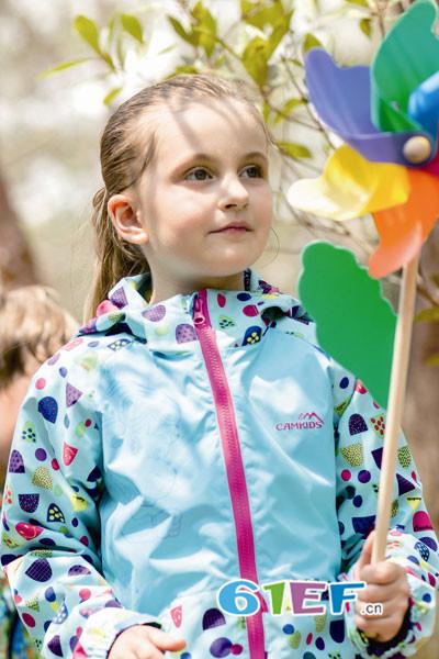 CAMKIDS垦牧 时尚的设计走向 高价值的户外童装品牌