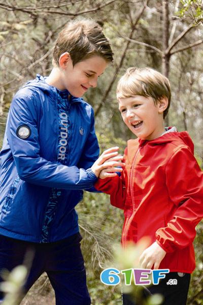 青少年户外装备 CAMKIDS童装品牌 招商强势来袭