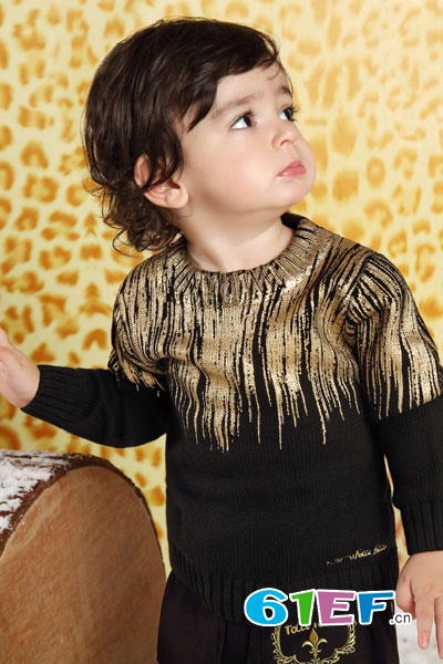Folli Follie童装品牌2017年秋冬个性街头风上衣