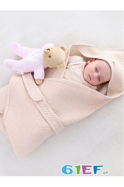 尚芭蒂童装 一个提倡健康环保的新生儿装品牌