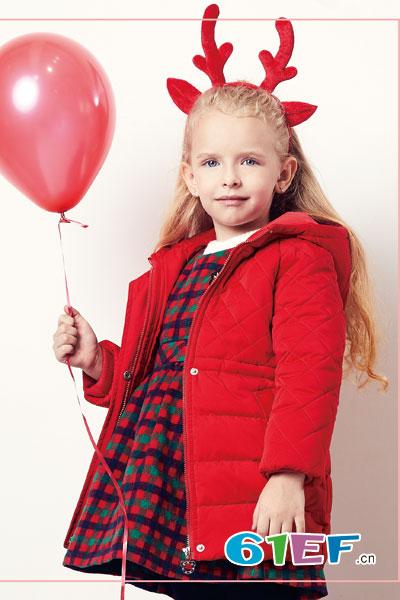 穿上 杰米熊童装品牌,1-16岁的儿童全方位满足