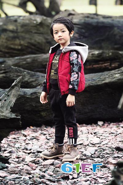 德蒙斯特童装品牌一直致力中国儿童服饰健康的建设