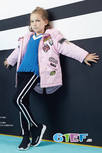 YukiSo童装品牌,考究剪裁、绚丽色彩,给宝宝无穷的爱