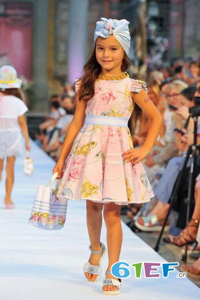 Monnalisa蒙娜丽莎童装品牌2018年春夏