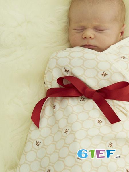 圣宝度伦童装品牌2017年秋冬婴儿抱被