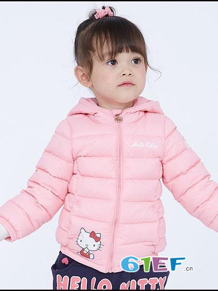 HELLO KITTY童装品牌百变可爱、粉嫩的萌动空间