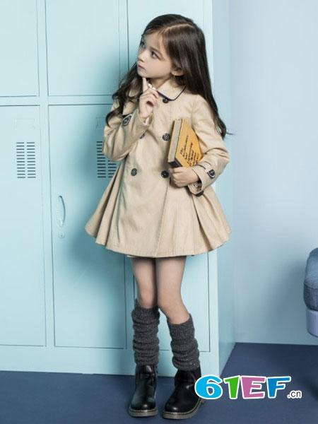 哈吉斯童装品牌,洋溢着浓郁的英伦风情