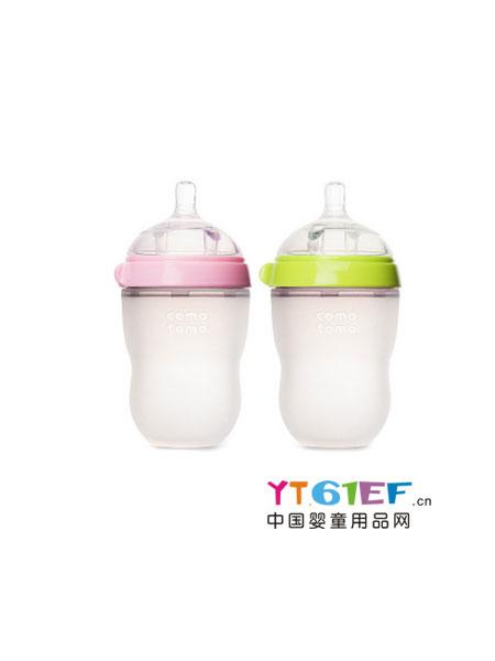 天天一族婴儿可么多么250ml绿色/粉色