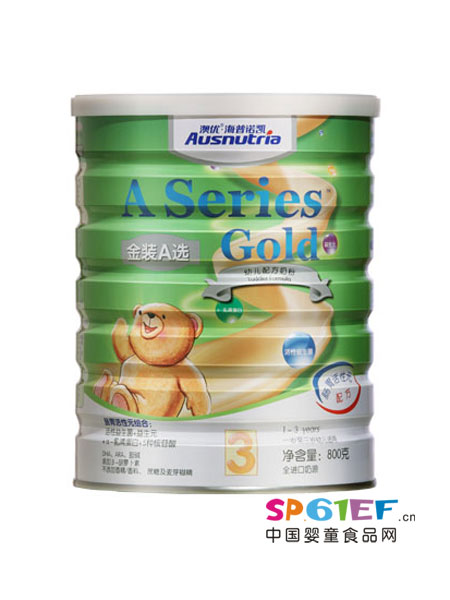美纳多婴儿食品配方奶粉3段