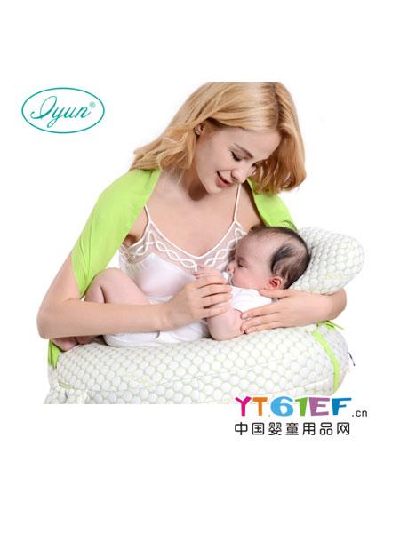 爱孕孕妇品牌进口益生菌防螨哺乳枕