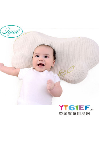 爱孕孕妇品牌婴幼儿成长型慢回弹定型枕