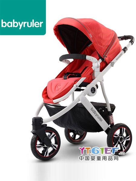 经销Babyruler婴童用品做高端母婴品牌
