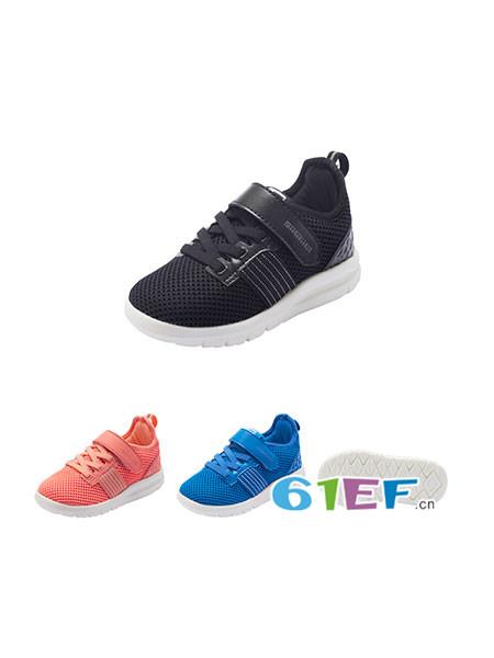 斯乃纳童鞋品牌2017年秋冬运动休闲男女鞋