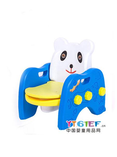 小红鱼童车类婴儿坐便椅