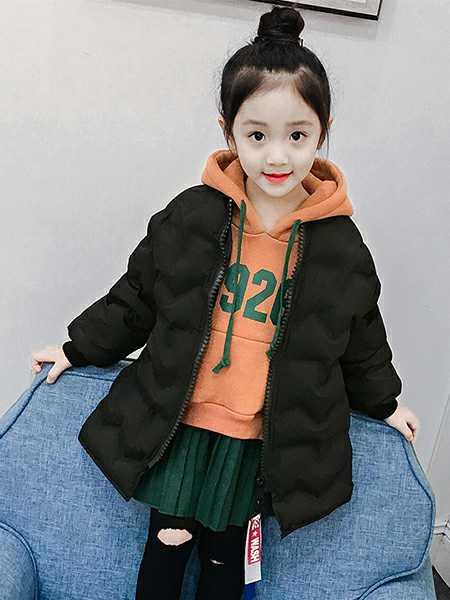 熊奈儿童装童装品牌2017年冬季新品