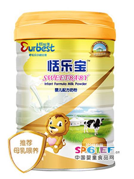 恬乐宝婴儿食品婴幼儿配方奶粉