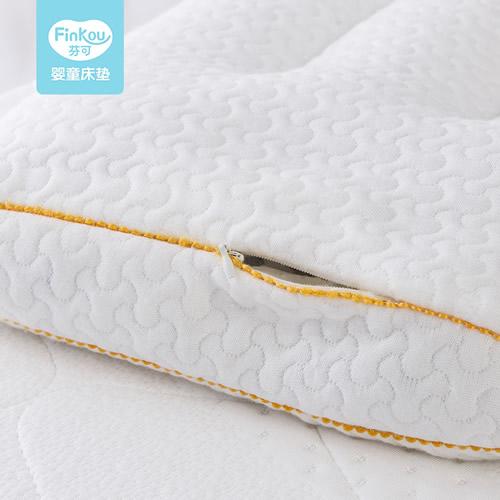 芬可儿童枕头,成长枕头最好的模式及产品
