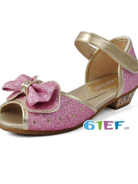 泰兰尼斯童鞋品牌时尚甜美女鞋