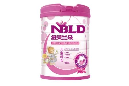 纽贝兰朵4段儿童成长配方羊奶粉