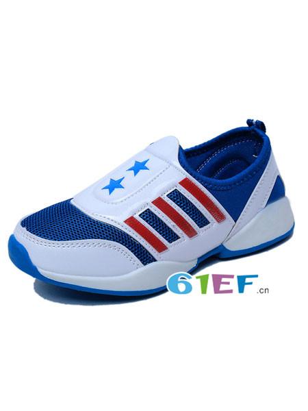 小磁怪童鞋品牌2017年秋冬运动鞋小中大儿童鞋透气网鞋旅游跑步鞋