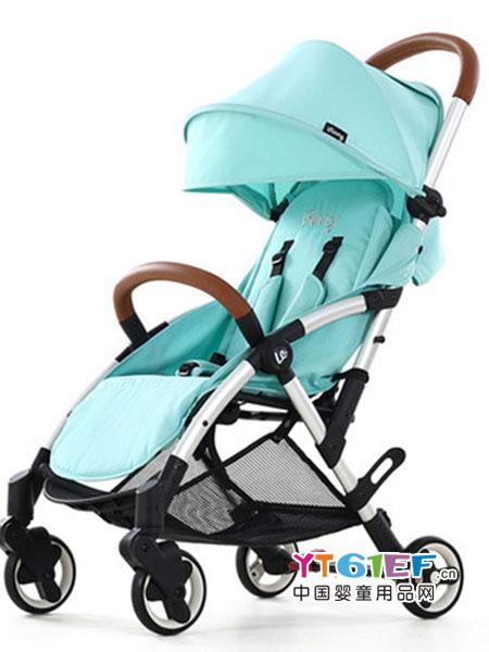 Vinng童车类婴儿推车便携式口袋伞车超轻便婴儿车折叠可坐躺儿童小推车