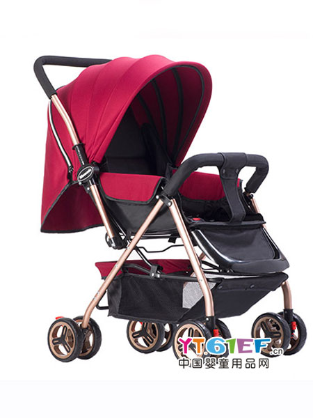智儿乐童车类铝合金婴儿推车