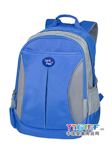 Larkpad婴童用品小学生男女1-3-4-6年级儿童超轻护脊双肩背包6-12周岁