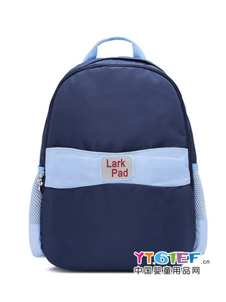 Larkpad婴童用品小学生书包1-3年级男孩女生双肩背包超轻减负护脊