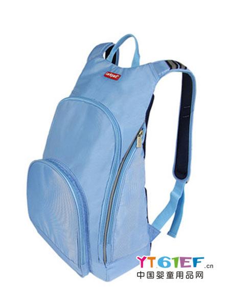 Larkpad婴童用品中小学生休闲双肩包大学生旅行背包超轻减负护脊耐磨